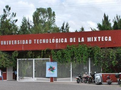 Technological University of the Mixteca Logo