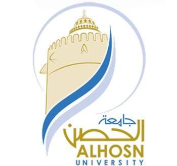 Al Hosn University Logo