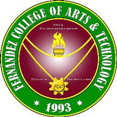 Fernandez College of Arts and Technology Logo