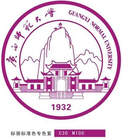 Guangxi Normal University Logo