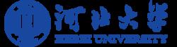 Hebei University Logo