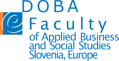 DOBA Faculty of Applied Business and Social Studies Logo