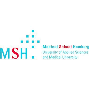 MSH Medical School Hamburg University of Applied Science and Medical University Logo
