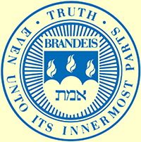 Brandeis University Logo