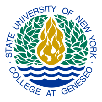 SUNY College at Geneseo Logo