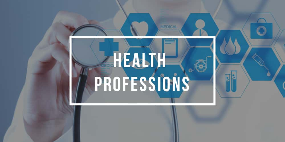 Major in Health Professions