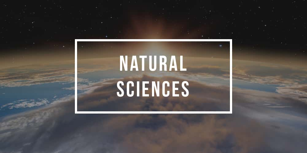 Benefits of studying natural science