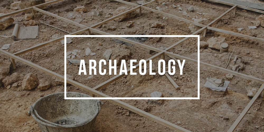 Major in Archaeology