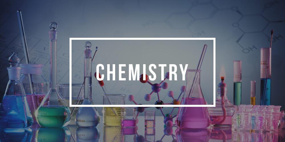 Major in Chemistry