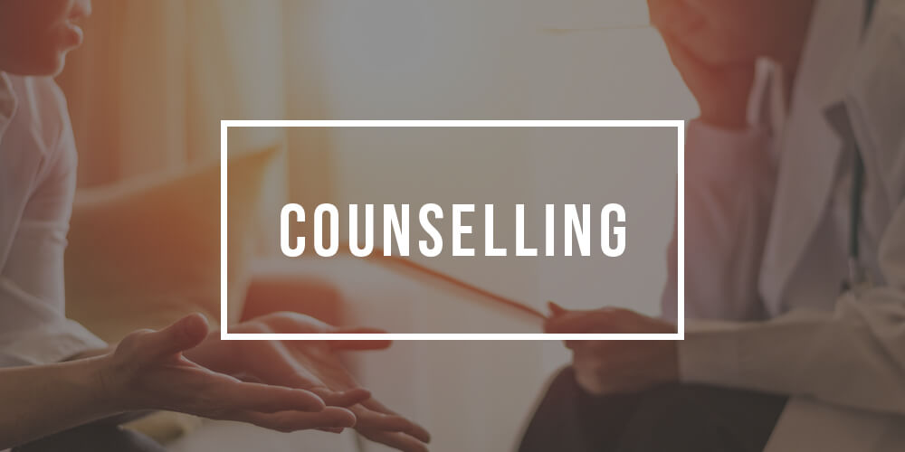 Major in Counselling