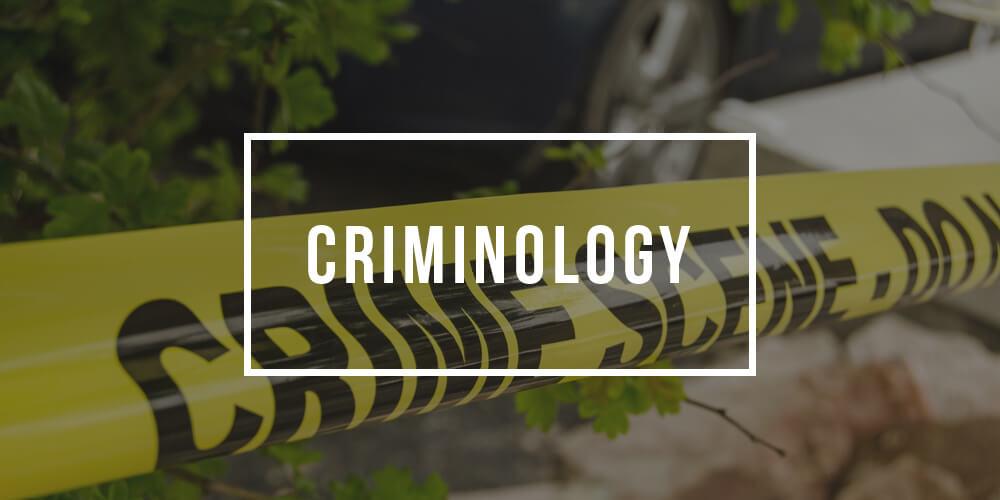 Major in Criminology