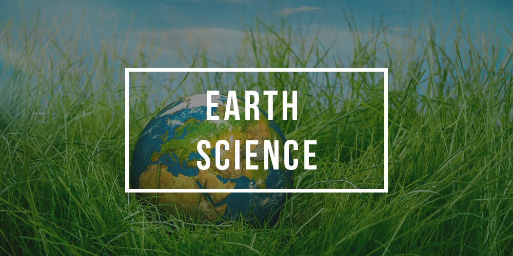 Major in Earth Science