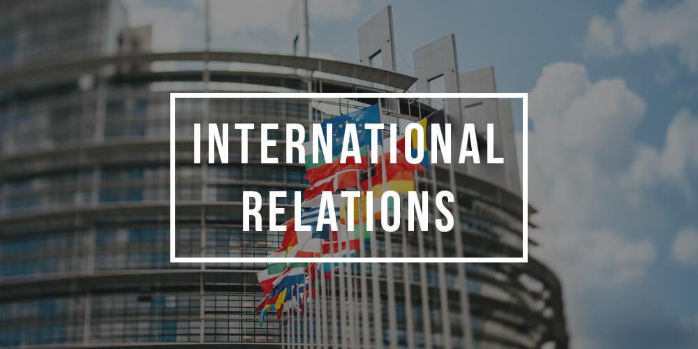 Major in International Relations