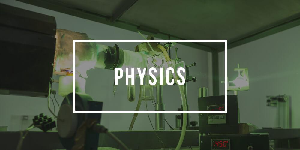 Major in Physics