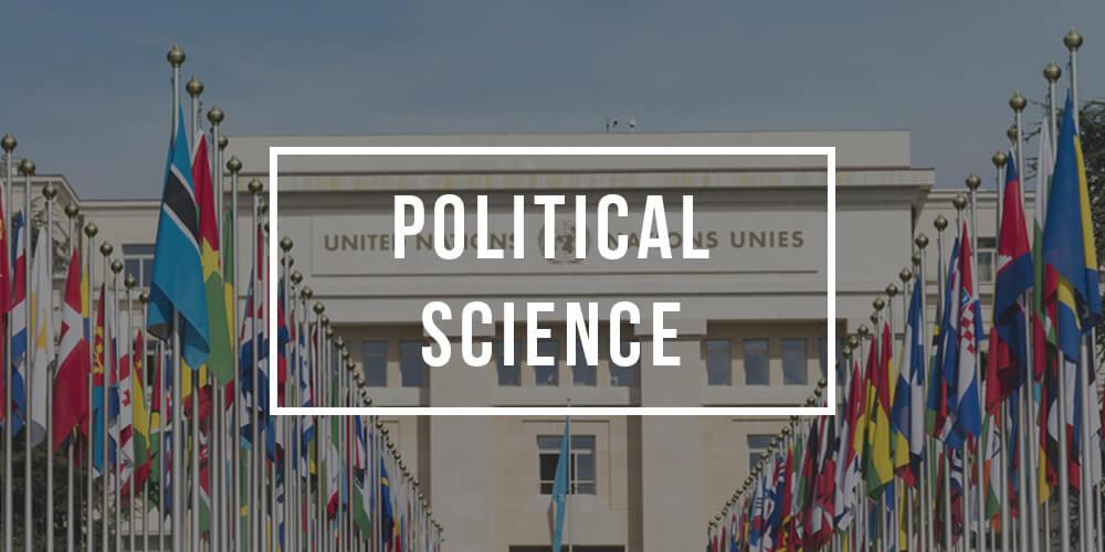 Major in Political Science