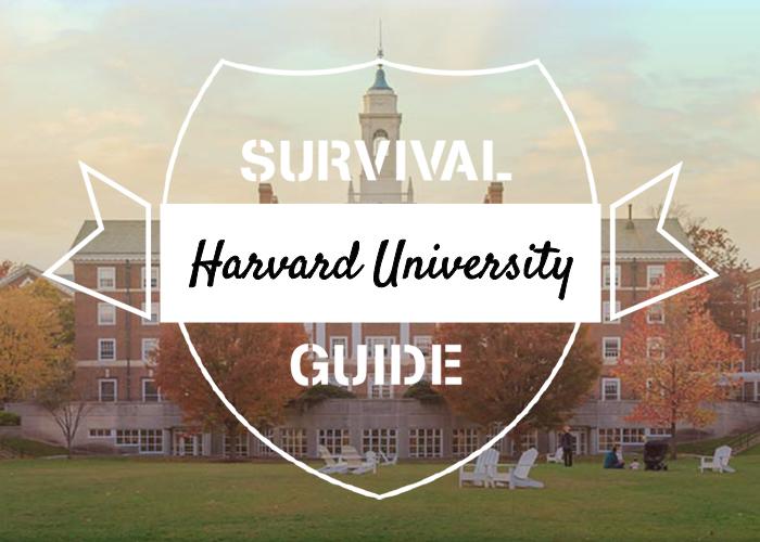 Harvard University - Survival Guide