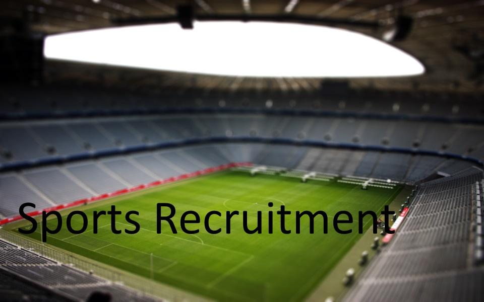 Sports Recruitment