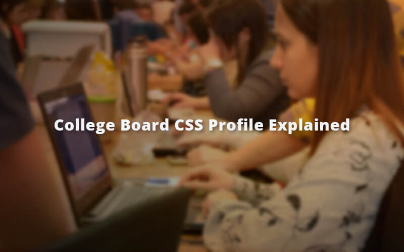 What is CSS Profile?