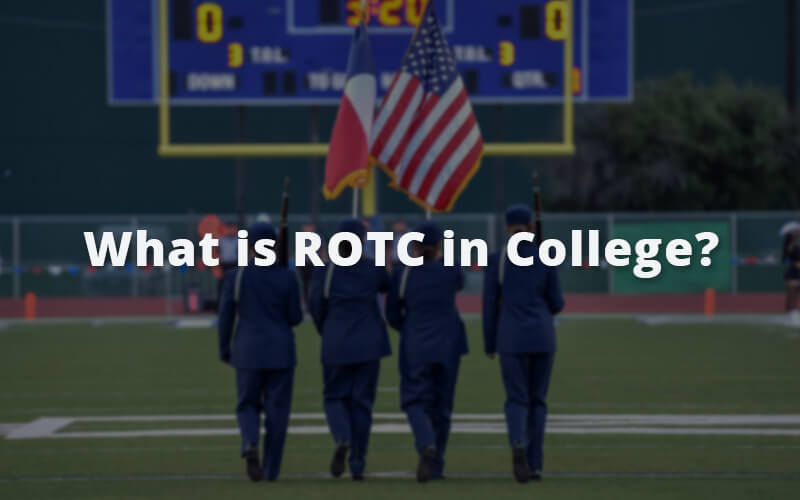 What is ROTC in College?